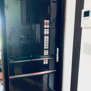 冷蔵庫は家の状態をダイレクトに表す…
