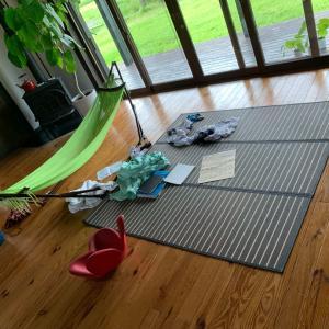 散らかりは 問題ナシ!リセットしたくなる部屋を創る為に大切な2つのこと。