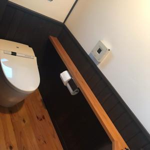 心を込めて トイレの掃除をしよう。