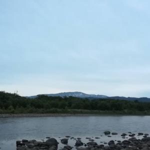 渇水の赤川~2020年山形遠征記1(6日目)