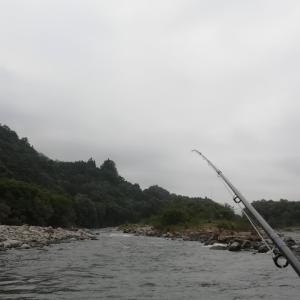 鮭川水系に移動~2020年山形遠征記2(8日目)