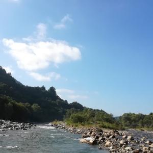 新潟北部サクラマス河川巡り~2020年山形遠征記2(11日目)