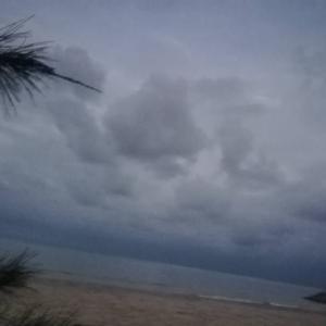 辺戸岬を経て伊江の浜へ~沖縄自転車旅2020年11月(8日目)