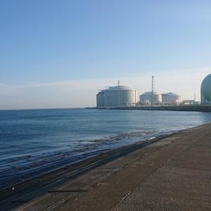 6/4 第22ラウンド 5:00~11:00  石狩湾新港花畔カーブ ガスタンク横  気温13度~25度 カワガレイ1匹 ウグイ1匹