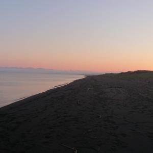6/23 第27ラウンド 3:30~9:30  石狩湾あそびーち ルアーで探す旅 13度~25度