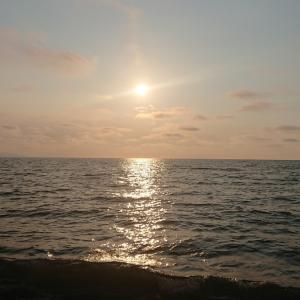 6/28 第29ラウンド 18:00~19:40  ヒラメ探しに 石狩浜へ
