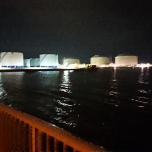 9/20 第53ラウンド 18:00~22:00  石狩湾新港 ルアーの旅 ヒラメ探し  15度~12度 念願の丘ヒラメちゃんに・・・・