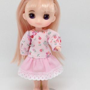 リンキーココ、ももちゃんのお洋服