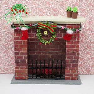 クリスマスの準備をしよう③家具パーツ完成