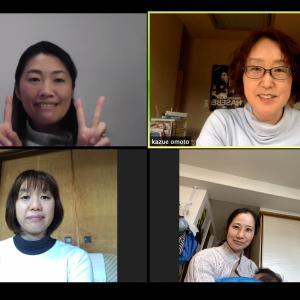 Mama Café「小学校の生活〜」参加者の感想と3/3@逗子のオンライン追加開催について