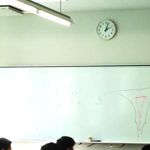「男子のための生理(月経)の教室」。学校で学ぶ意味。