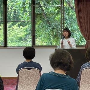 モノは○○のダミー 南前ひとみ断捨離®講演会in小川町 開催しました!
