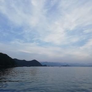 2019/10/31紀北町島勝浦へ(釣行記)