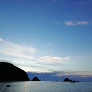 平日は紀北町海野でカセ釣り