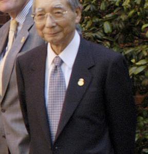 塩川正十郎 先生