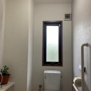 家にはいくつ換気扇があるんだ〜トイレの換気扇の巻