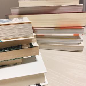 やっぱり難しい本の断捨離