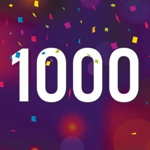 【ストックフォト】Shutterstockでの写真販売が1000枚達成!