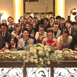 社員・東くんの結婚式