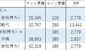 第2レグ:バンコク⇔大館能代空港⇔那覇空港