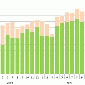 【資産運用】2021年6月まで投資初心者が米国株運用を行った結果