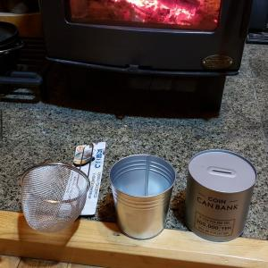 焚き火台の試作