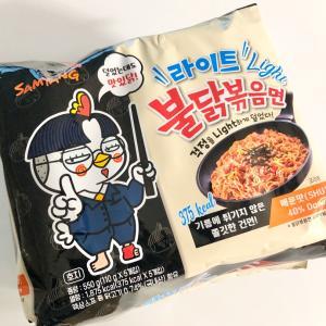 """韓国の激辛ラーメン""""불닭볶음면""""のライトバージョンに挑戦!!辛さを抑えるとっておきの調理法も!"""