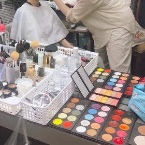 韓国メイクアップ国家試験 実技試験無事終了!