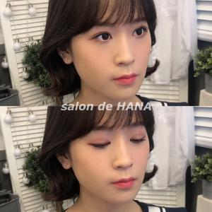 """韓国ソウル メイクアップショップ """"salon de HANA"""" 最新メイクスタイル!"""