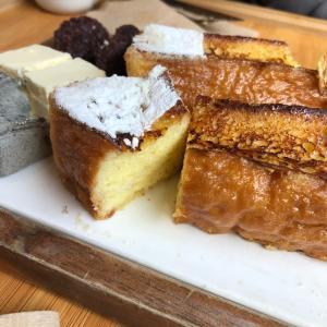 [韓国ソウル]ぷるぷるもちもち蒸しトースト!!ミルトースト