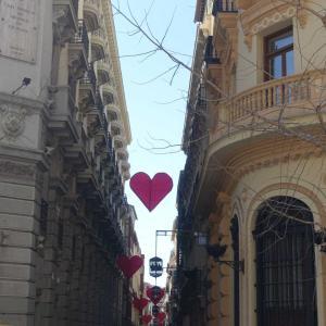 スペイン旅 ⑧ グラナダ街散歩