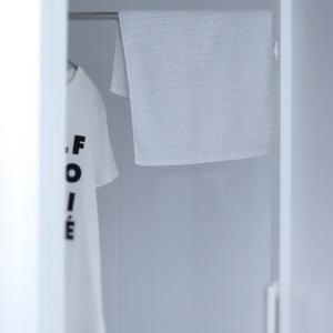 買って良かった洗面所にある無印良品その1 すぐ乾くバスマット