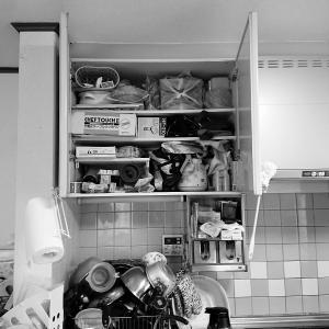 断捨離サポート ビフォーアフター キッチン