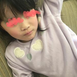 ユウちゃん、3年生になりました
