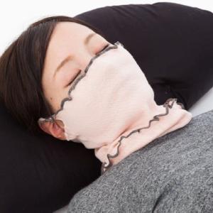 シルク保湿マスクのモニターに応募しました