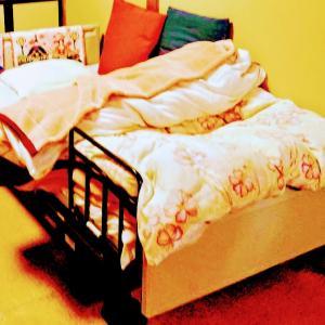 ベッドに柵をつけないで2