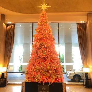 シェラトン都ホテル大阪でランチ