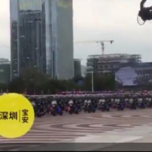 """""""激しさを増す香港デモ隊に、公安局が演習"""""""