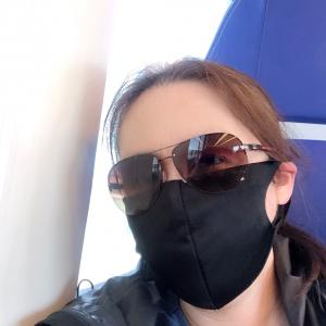 市販の黒マスクを試したところ