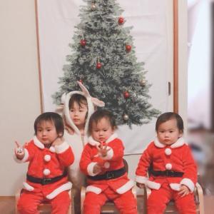 クリスマスの飾りをしました☆