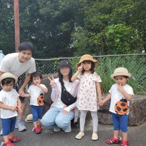 三つ子の姉 花子6歳になりました
