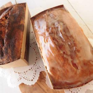 キャトルキャールとガトー・マルブレ Quatre-quarts / Gâteau marbré