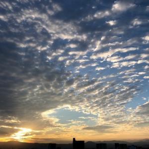 今日の空(*^^*)
