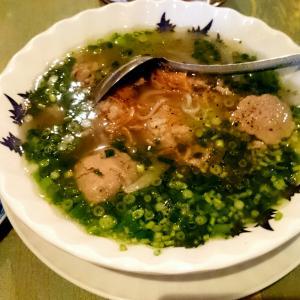 名城大学近くの家族経営な落ち着いたベトナム料理店で優しいのにボリュームたっぷりなフォー ホンハ(HONG HA) 愛知県名古屋市天白区八幡山734-1