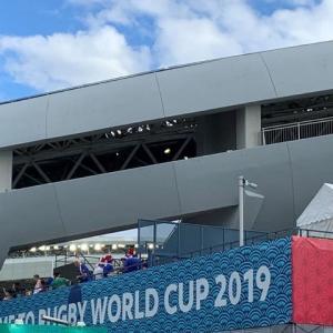 ワールドカップラグビー