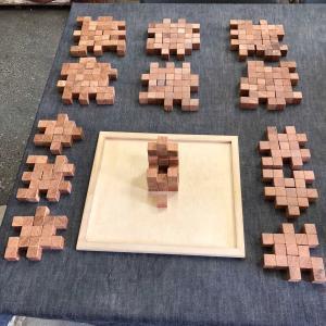 キャビティキューブパズル(その2)