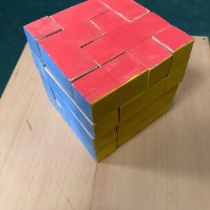 Mori's Color Cube Pazzle