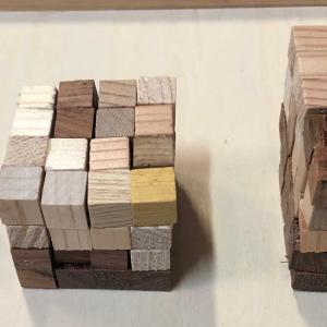 立体パズル(数式キューブ)