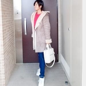 つい手にとってしまうUNIQLO優秀セーターで幼稚園役員会☆