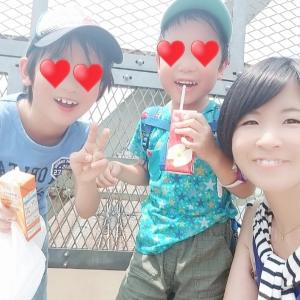 夏休み、親子で楽しく過ごすには…!☆久々の親子お出かけ☆